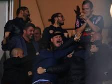 Stoppen slaan door bij Maradona na mislopen promotie