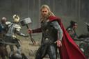 """Chris et Liam ont tous les deux passé les castings pour """"Thor"""". C'est finalement le plus âgé des deux qui a été pris."""