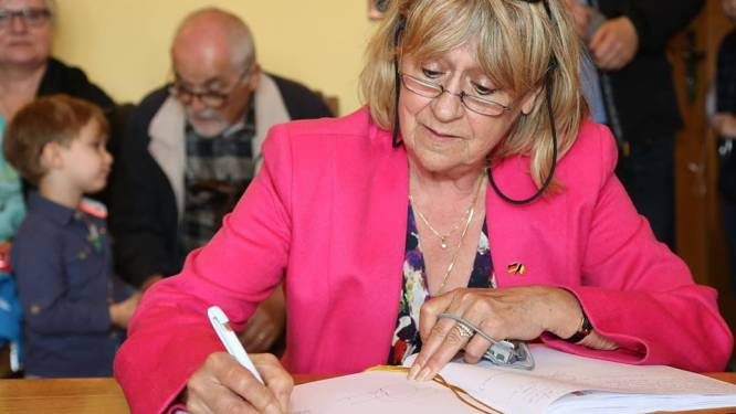 Turnhoutse Patriotten rouwen om voorzitter Josée Lenders
