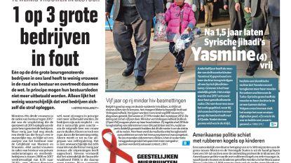 Na 1,5 jaar laten Syrische jihadi's Yasmine (4) vrij