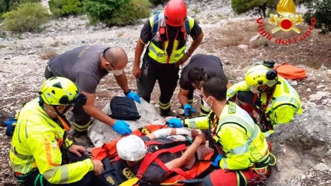 Belgische wandelaar (70) loopt hoofdletsel op bij val op Sardinië