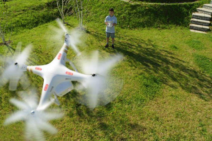 Foto's trekken met een drone: hoe begin je eraan?