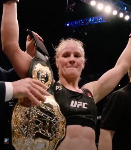 Braziliaanse aast op titel ongeslagen UFC-kampioen Valentina Shevchenko