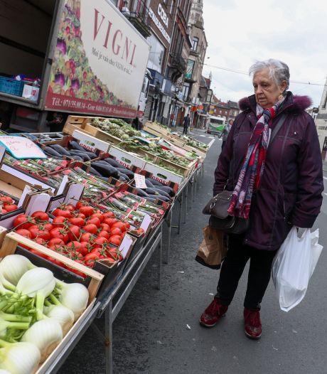Marchés, Resto du Cœur, aides aux commerces... La Ville de Charleroi prend de nouvelles décisions