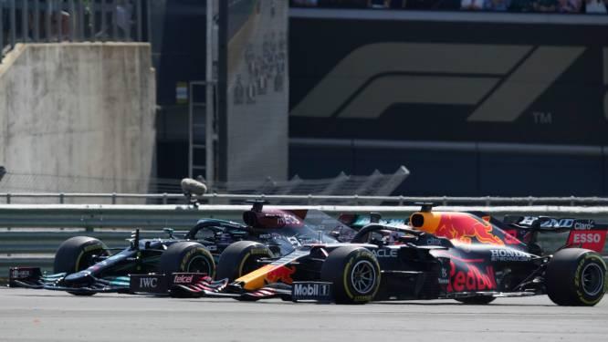 Red Bull in beroep tegen straf Hamilton: 'Onze auto's zoveel sneller, dat tien seconden niets voorstelt'
