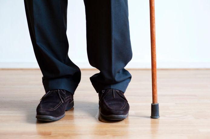 Ook zorg aan ouderen valt onder de nieuwe samenwerking.