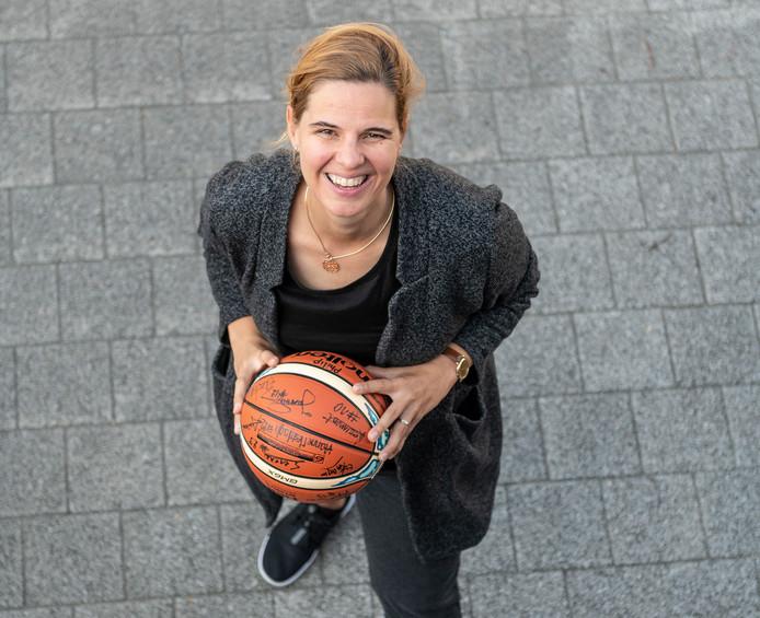 Ellen Schouppe bereidt sporters mentaal voor op competities.