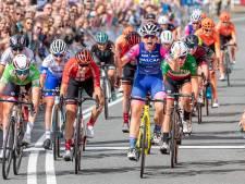 Wielerwedstrijd Boels Ladies Tour, met ritten in Gennep en Arnhem, afgelast