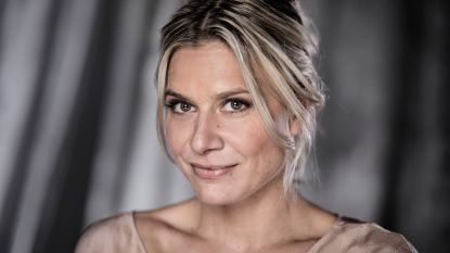 Bekend Vlaanderen feliciteert Nathalie Meskens met haar zwangerschap