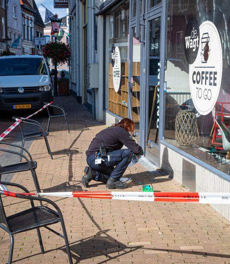 Gerichte explosie vernielt raam zorginstelling Kampen
