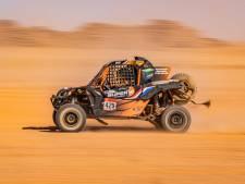 SSV-rijder Kees Koolen uit Bergeijk beleeft weer zware dag in Dakar Rally