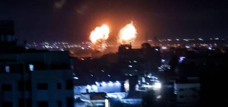 Israël voert eerste luchtaanval op Gaza uit sinds wapenstilstand