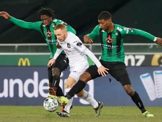 "Leo Lopes Da Silva (Cercle Brugge) komt aan de oppervlakte: ""Zaterdag duels winnen zoals in Moeskroen"""