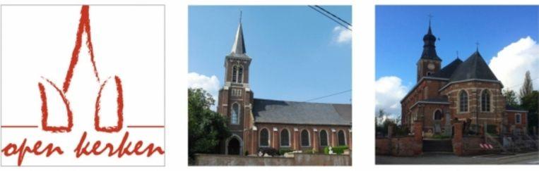 De kerken van Miskom en Kersbeek zijn te bezichtigen.