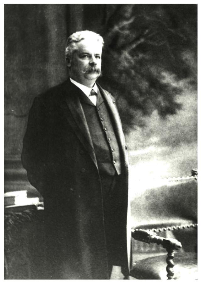 De grootvader van Murk. Het chirurgengeslacht Lauwers was bekend tot ver over de grenzen. heen.