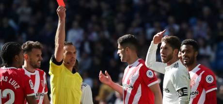 Real Madrid blameert zich thuis tegen laagvlieger Girona