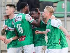 FC Dordrecht heeft rekening met Jong FC Utrecht openstaan