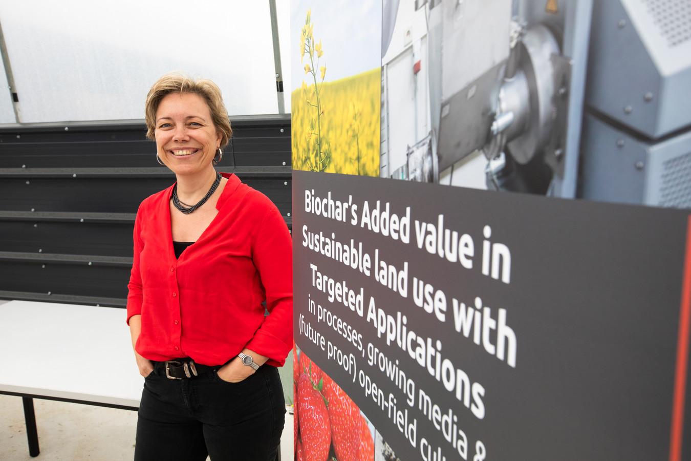 Prof. dr. Ann Cuypers van de UHasselt.