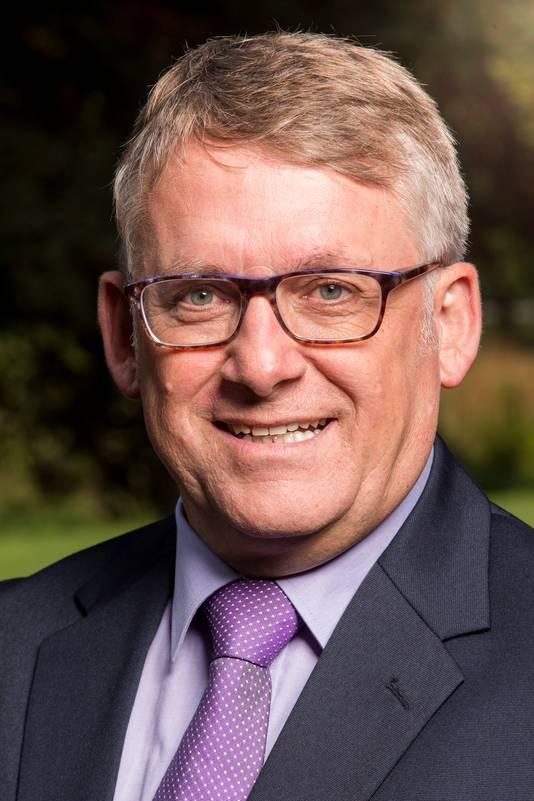 Wethouder Bert van den Kieboom.