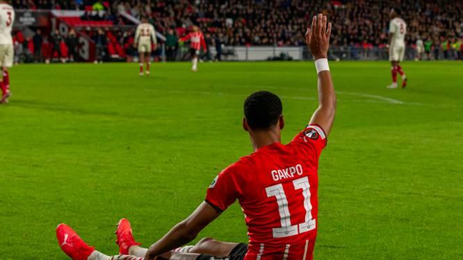 Gakpo krijgt alsnog jobstijding en is er naar verwachting meerdere weken uit bij PSV