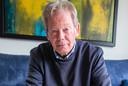 Frans Dekkers, 50 jaar na het Holland Pop Festival, waar hij als steward actief was.