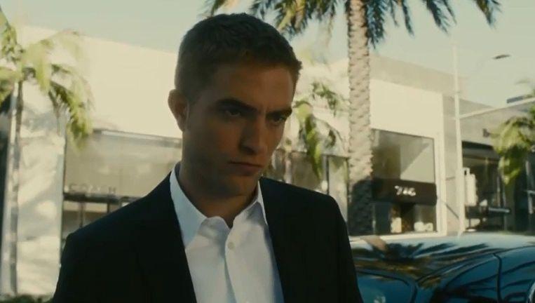 Robert Pattinson staat in Cannes meerdere keren geprogrammeerd. Hier is hij te zien in 'Maps to the stars'. Beeld Youtube/Maps to the stars