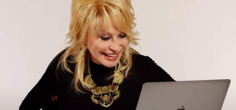 Dolly Parton lyrisch over cover van OG3NE: 'Wat een mooie sound!'