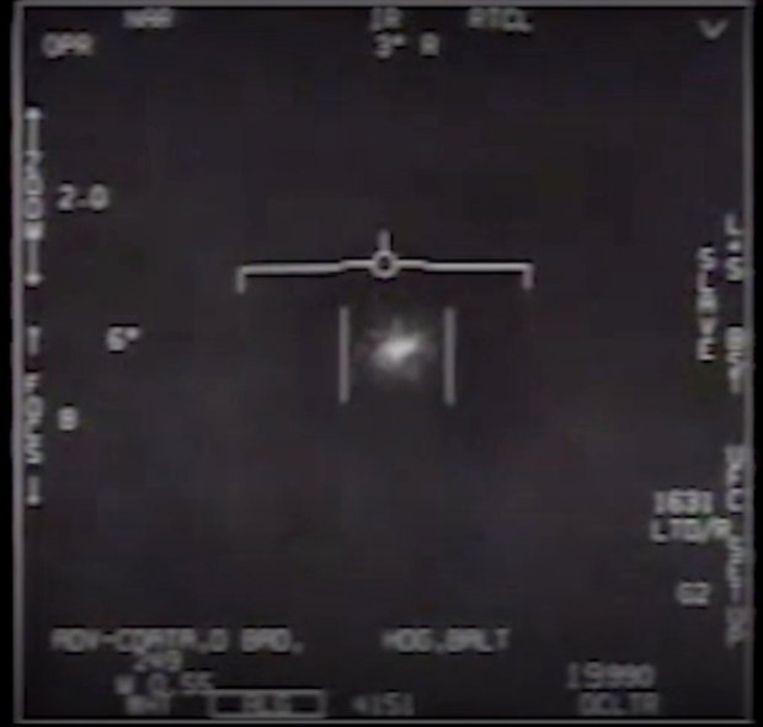 In 2004 werd een mysterieus vliegend object met een ongezien acceleratievermogen en zonder tekenen van voortstuwing gespot voor de kust van San Diego, zo maakte het Pentagon recent bekend.