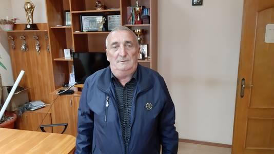 Burgemeester Constantin Dinu