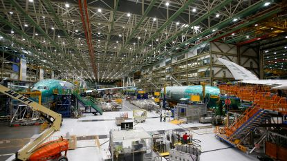 """Problemen met nieuwe Boeing 777X zouden """"geen effect"""" hebben op ontwerp en ontwikkeling toestel"""