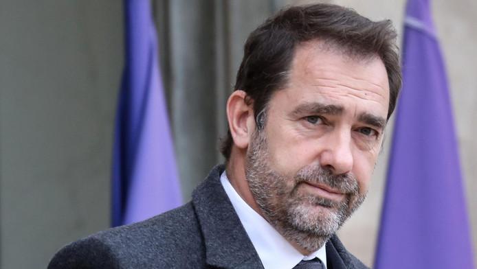 Christophe Castaner, ministre français de l'Intérieur.