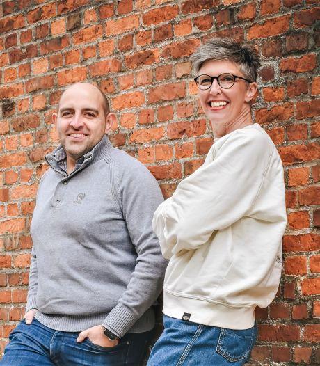 """Michael en Leentje ontwikkelen ontmoetingsplatform voor singles: """"Een partner vinden kan, maar dat is niet ons eerste doel"""""""