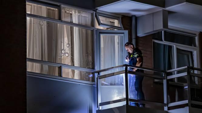 Woning beschoten in Rotterdam-Zuid: meerdere kogelgaten in het raam