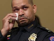 """""""C'est comme ça que je vais mourir"""": des policiers décrivent la terreur de l'assaut du Capitole"""