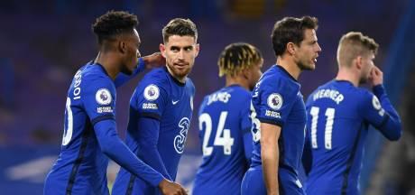 Ziyech-loos Chelsea zet goede reeks voort tegen concurrent, zege West Ham
