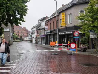 Kerkstraat opnieuw dag afgesloten voor alle verkeer