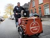 Leontine Seuren uit Enschede is kok en koerier in één
