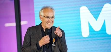 Ontwerper Johan Weernink van bekende overblijfbekers en broodtrommeltjes geridderd: 'Boegbeeld van Mepal'