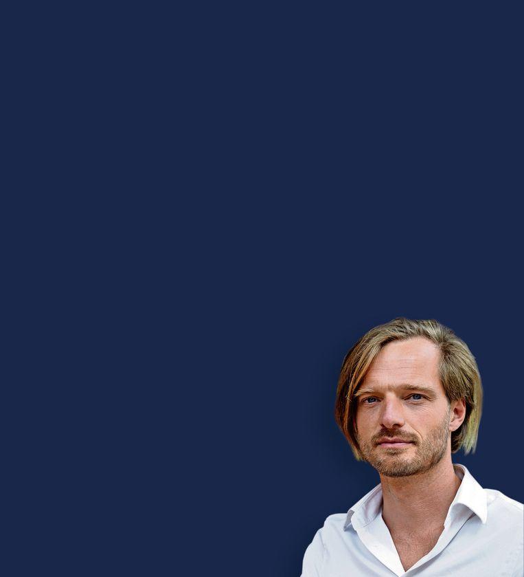 Rikko Voorberg Beeld Trouw