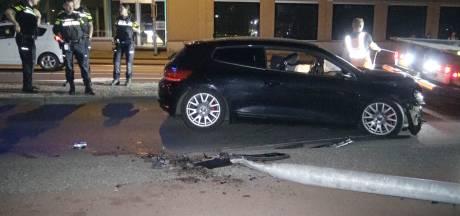 Hardenberger in Groningen gearresteerd voor beledigen van agenten na autocrash