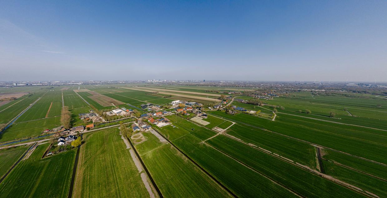 Polder Rijnenburg bij Utrecht. Moeten hier woningen komen of is er in de stad nog ruimte genoeg voor nieuwbouw?