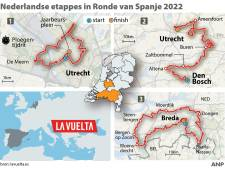 Alsnog topwielrenners door de regio: Vuelta in 2022 naar Nederland