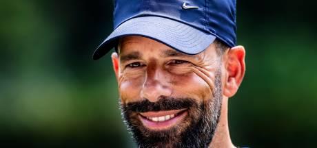 Ruud van Nistelrooy van start als trainer van Jong PSV