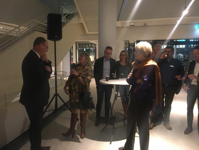 Welkom voor de nieuwe burgemeester van Apeldoorn, Ton Heerts.