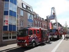 Brandweer ontdekt hennepkwekerij tijdens ontruiming na brand in Roosendaal