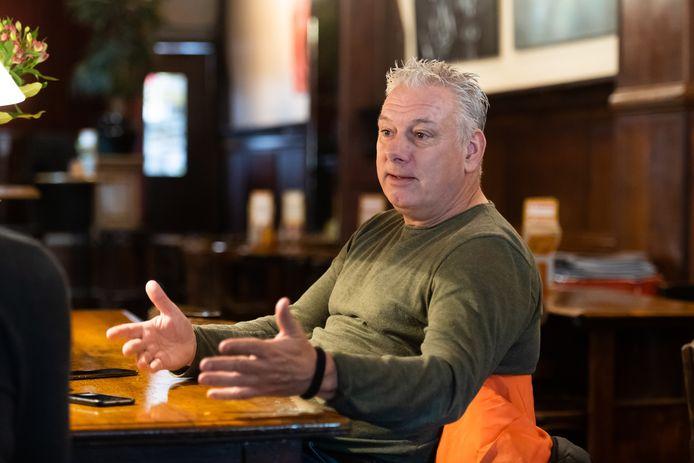Peter Remie is terug als trainer in West-Brabant. Na dit seizoen neemt hij bij The Gunners het stokje over van René van Nijnatten. (archieffoto)