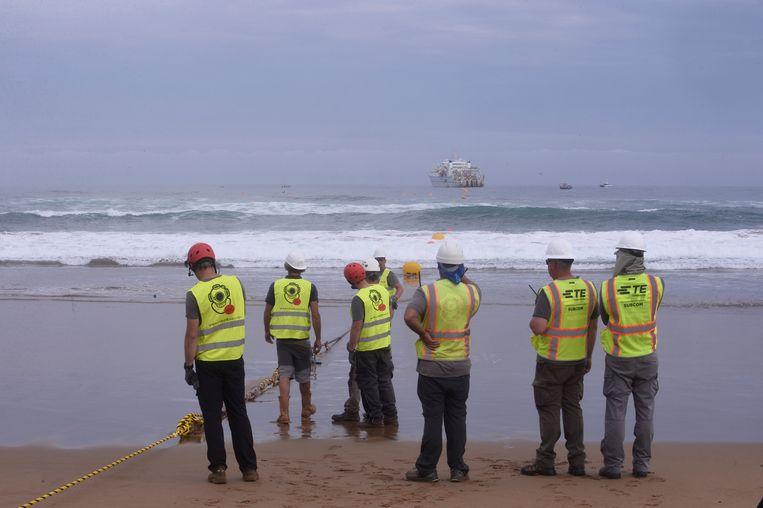 Deze kabels op de bodem van de oceaan kunnen een aardbeving of tsunami voorspellen - Trouw
