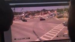 Bewakingsbeelden tonen moment waarop voetgangersbrug in Miami instort