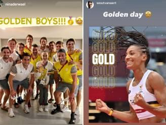 """Derwael ziet """"golden boys"""" en """"koningin Nafi"""", Courtois onder indruk van collega-doelman: Red Lions en Thiam overladen met lof"""