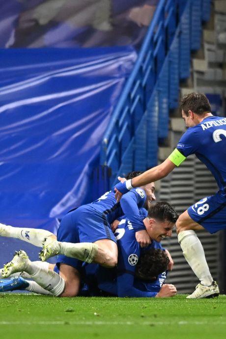 Chelsea voor het eerst in negen jaar naar CL-finale na zege op Real